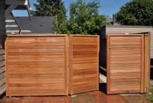 Modern Gate Design Fence