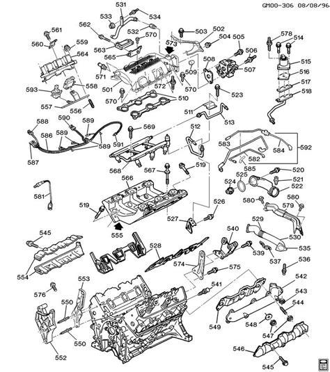 Corvette Serpentine Belt Diagram Wiring