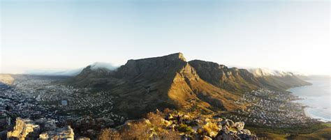 table mountain cape town south africa congratulations world class winners new 7 wonders of nature