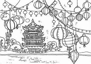 Chinese New Year Coloring Pages - Best Coloring Pages For Kids
