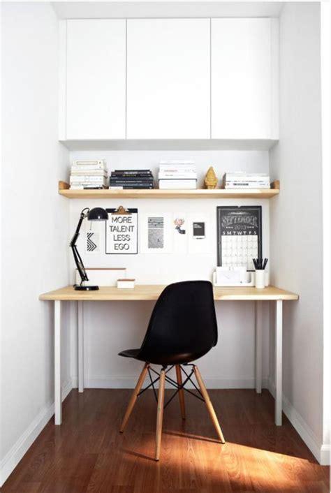 d馗oration bureau aménagement d 39 un petit espace de travail le bureau style scandinave archzine fr