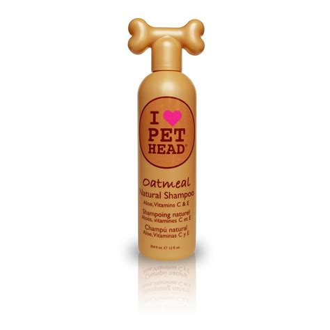 pet head oatmeal shampoo company  animals