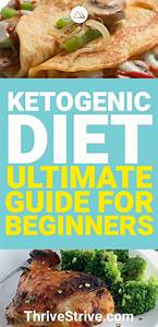 Ketogenic Diet  The Ultimate Guide For Keto Beginners