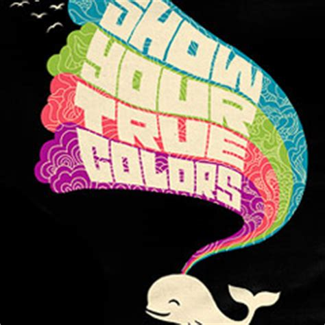 show your colors shirt woot