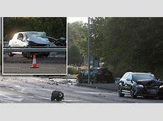 A580 Salford crash Aaron Tulsa Jones and Amy Louise