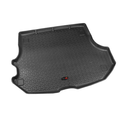 rugged ridge cargo liner black 1999 2004 jeep gr and wj 12975 31 the home depot