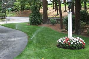 Flc corp landscaping turf treatment and irrigation