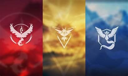Pokemon 4k Mystic Team Valor Instinct Gamephd
