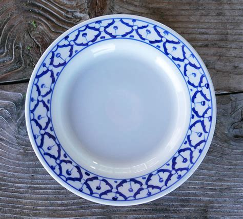 thai ceramic dinner plate  importfood