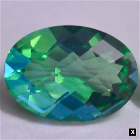 Blue and Green Gemstones