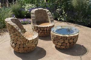 Recycled Wood Outdoor Furniture Ideas Recycled Things