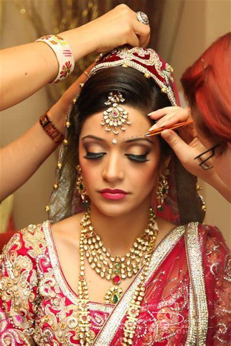 indian bridal wedding makeup step  step tutorial  pictures
