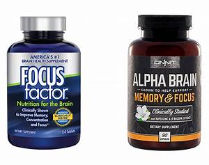 Focus Factor Vs Alpha Brain