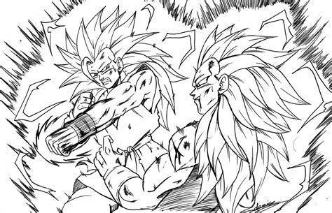 Goku Kleurplaat by Letras Broly Colouring Pages Minecraft