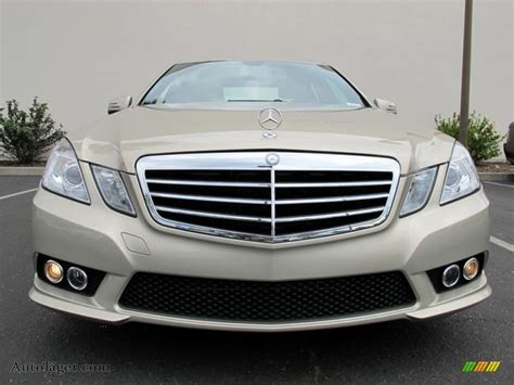This noise appears to be coming from the front left of the car and moves into the driver's side foot area. 2010 Mercedes-Benz E 350 Sedan in Pearl Beige Metallic photo #2 - 076125 | Auto Jäger - German ...