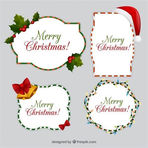 cornici natalizie gratis confezione di graziose cornici natalizie scaricare