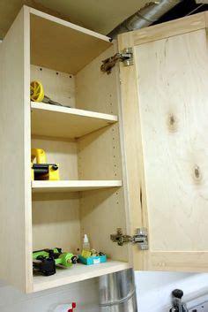build frameless wall cabinets   wall