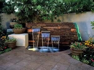 Wasserspiele Im Garten : ideen wasserspiel garten nowaday garden ~ Michelbontemps.com Haus und Dekorationen