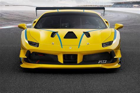 Gallery Ferrari 488 Challenge Racer For 2017 By Car Magazine