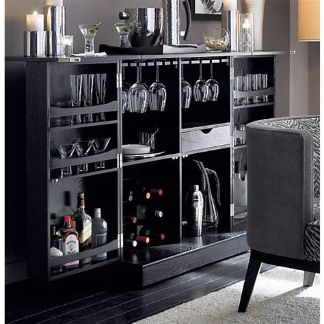 crate and barrel steamer bar cabinet fancy steamer bar cabinet in bar cabinets crate and barrel