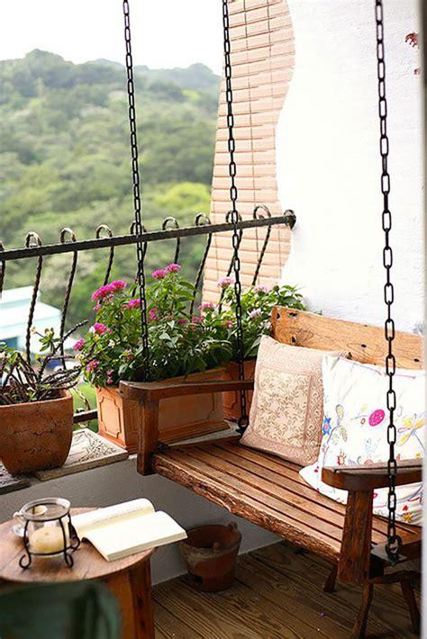 Balcone Arredare Come Arredare Un Balcone 30 Idee Decorative Mondodesign It