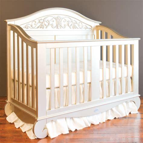 bratt decor crib gold chelsea lifetime crib antique silver
