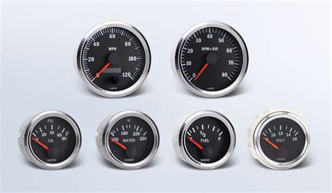 gauge image downloads vdo instruments  accessories