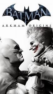 Batman: Arkham Origins iPhone 5S Wallpaper | iPhone 5 ...