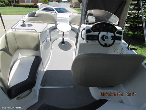 Sea Doo Boat With Kiddie Pool by 2007 Sea Doo 22 Islandia For Sale In Clermont Florida