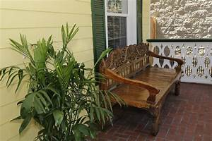Plans For Front Porch Bench Med Art Home Design Posters