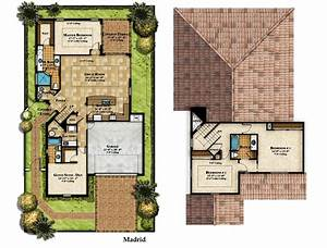 Story House Floor Plans Including Awesome 2 3d Plan Images ...