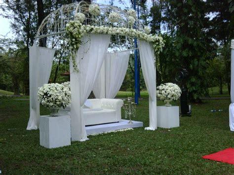 My White Garden Wedding: My white garden wedding reception