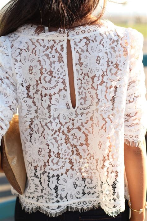 lace blouse lace shirt simple and divas of the