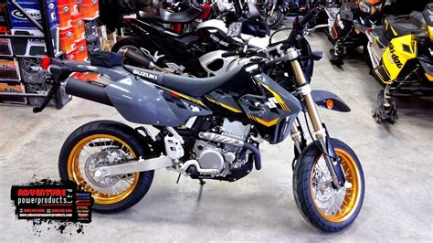 Suzuki Drz400sm Sale by 2016 Suzuki Drz400sm For Sale At Adventure Power Products