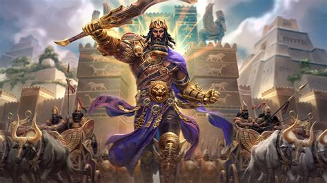 Smite Update 8.4 Patch Notes - Gilgamesh, item changes ...