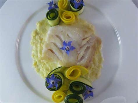 cuisiner le dos de cabillaud recettes de cabillaud et purée