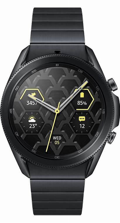 Galaxy Samsung 45mm Titanium Watch3 Mystic Mm