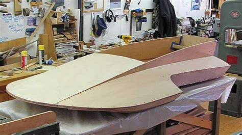 Wooden Hydro Boat Plans by Pdf Plywood Hydroplane Plans Free