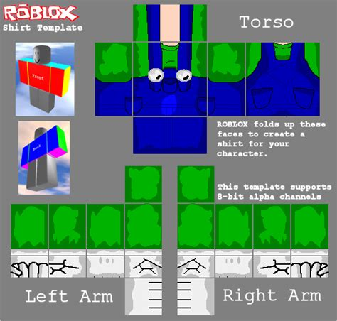 Roblox Template Cool Roblox Templates Pictures To Pin On
