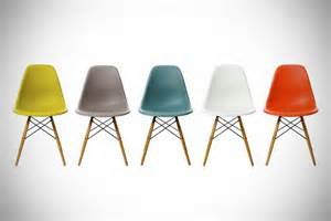 Chaises Polycarbonate Design by Charles Eames Dsw Chair Mikeshouts