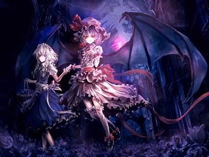 Devil Demon Anime Wings Resolution Wallpapersafari Lust