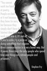 12 Of The Great... Stephen Fry America Quotes