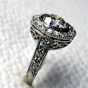 fashioned engagement rings antique rings fashion belief