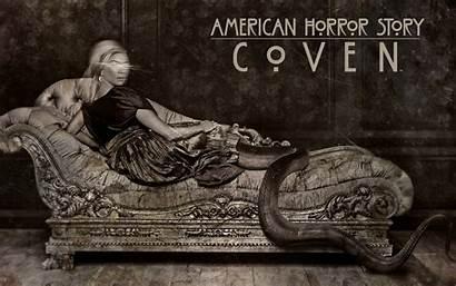Horror American Story Dark Wallpapers Demon Creepy