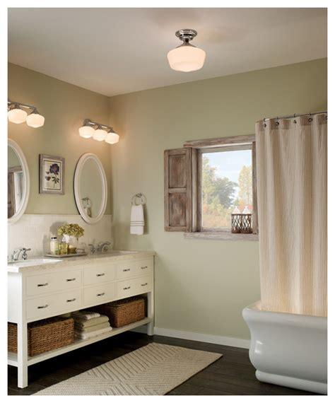 farmhouse bathroom lighting accent lighting wichita home decoration club Farmhouse Bathroom Lighting