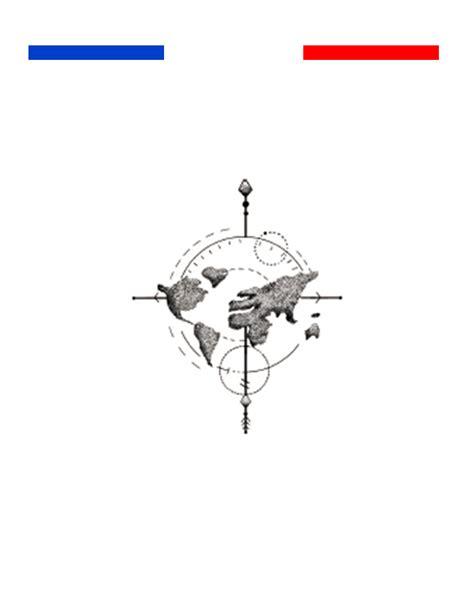 Carte Du Monde Tatouage Poignet tatouage carte du monde graphique poignet mon petit