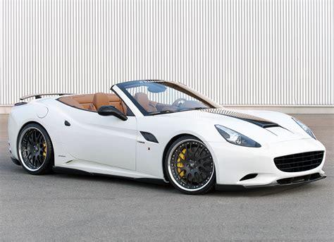 2018 Modified Hamann Ferrari California Gambar Foto