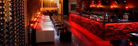 rj company wine bar lounge design