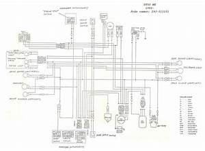 Kabelstam Yamaha Dt 50 Mx