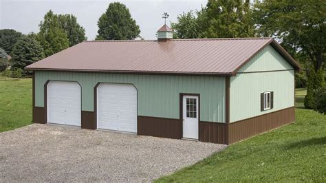 30 by 40 pole barn residential pole buildings in hegins pa timberline